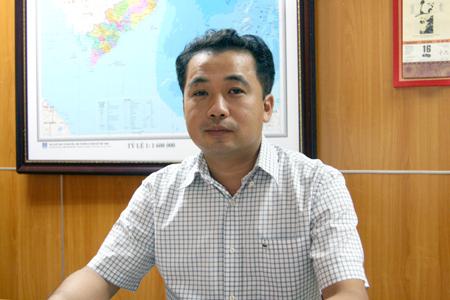 Ông Trần Đức Thắng, Cục trưởng Cục Quản lý công sản (Bộ Tài chính)
