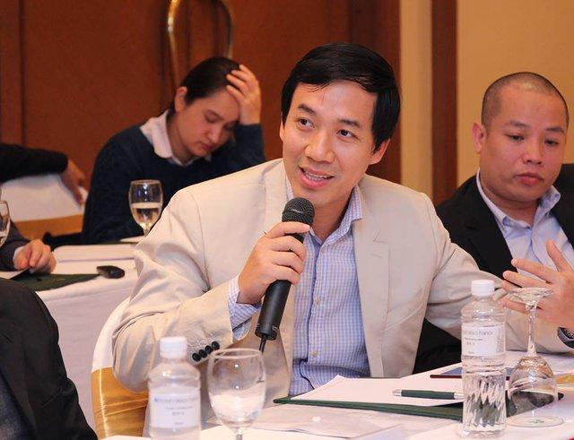 Ông Hồ Chí Dũng, Giám đốc Công nghệ Viettel Telecom. Ảnh: Việt Hải.
