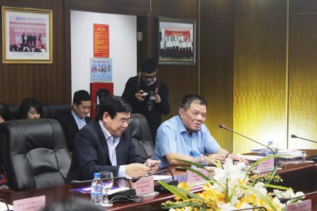 Ông Trần Bắc Hà - Chủ tịch HĐQT BIDV
