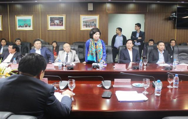 Bà Thái Hương - Chủ tịch HĐQT CTCP Ứng dụng CNC NN và TP sữa TH