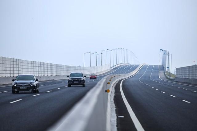 Đây là tuyến cao tốc được thiết kế chuẩn theo các tiêu chí trên thế giới.