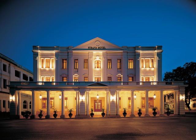 Khách sạn Strand ngày nay