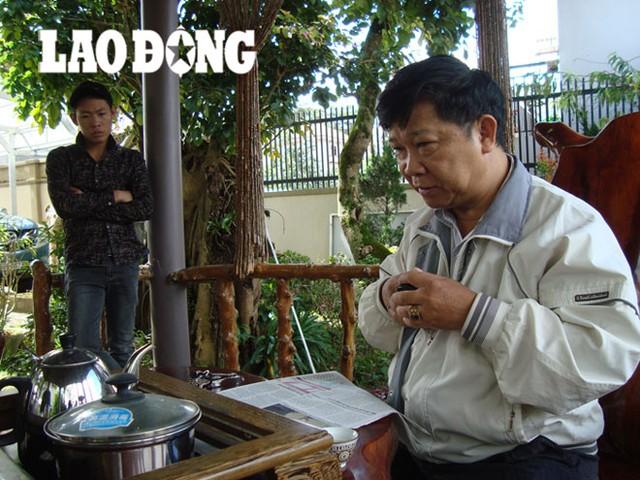 Luật sư Trương Quang Quý .