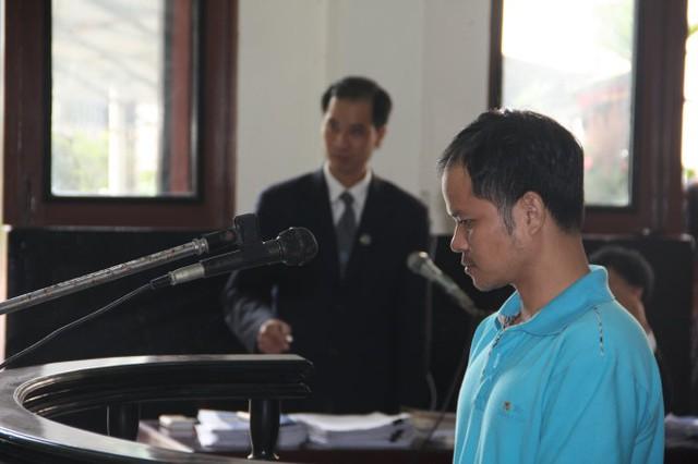 Bị cáo Võ Văn Minh - Ảnh: Thanh Tú