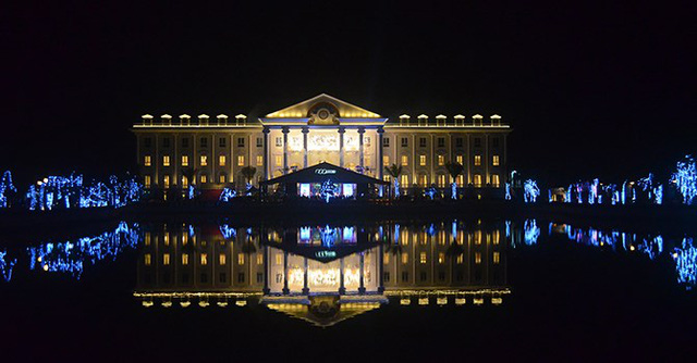 """FLC Vĩnh Thịnh Resort – địa điểm tổ chức """"Xuân yêu thương"""" 2015."""