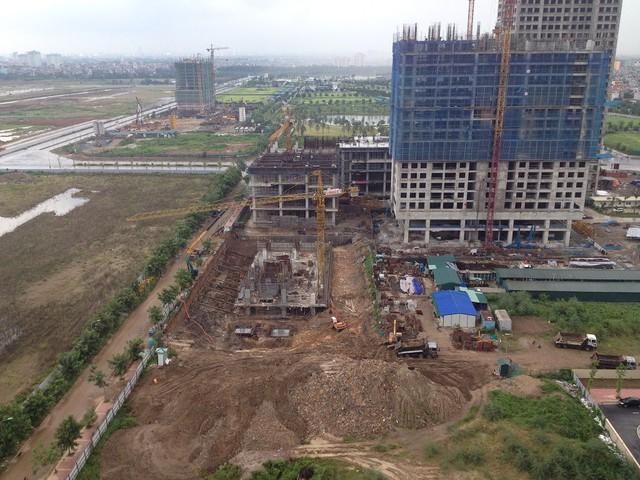 Thiết kế ban đầu: 21 tầng nổi + 2 tầng hầm. Diện tích căn hộ: 83,2m2; 90m2; 102,2m2; 133m2. Tiến độ thực tế: Tòa nhà hiện đang thi công tầng hầm