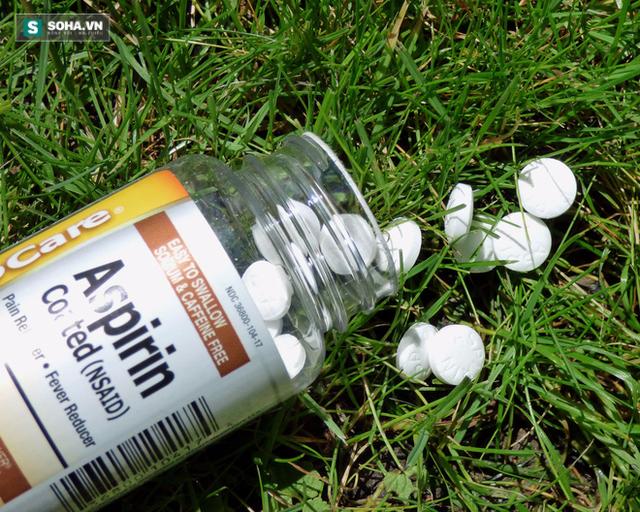 Dù được tìm ra sớm như vậy, những mãi đến năm 1970, mới có người lý giải được nguyên nhân vì sao aspirin có tác dụng giảm đau.