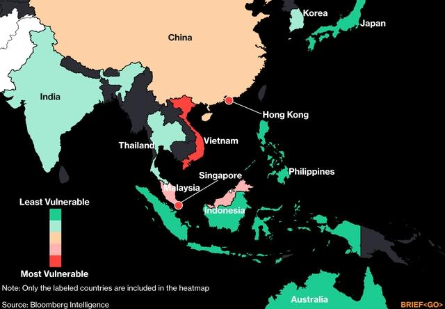 Việt Nam chịu nhiều ảnh hưởng từ Brexit