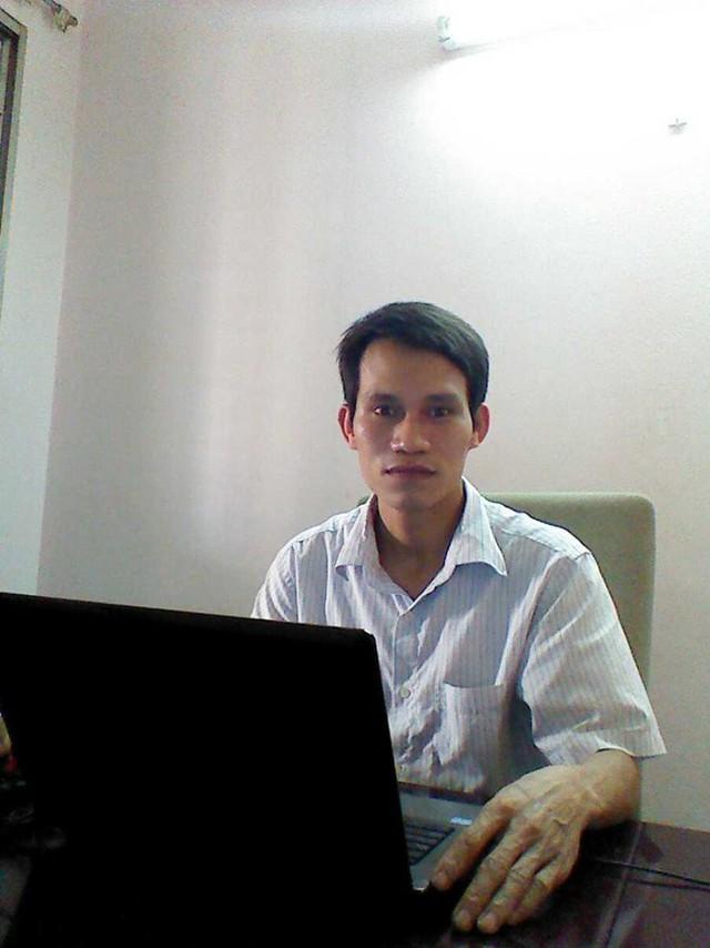 Luật sư Dương Văn Mai.