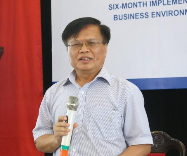 Ông Nguyễn Đình Cung - Ảnh: L.Thanh