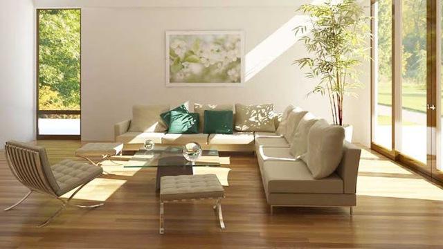 Ánh sáng có vai trò đặc biệt quan trọng đón tài lộc vào nhà