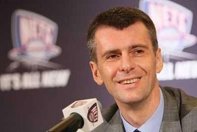 3. Mikhail Prokhorov