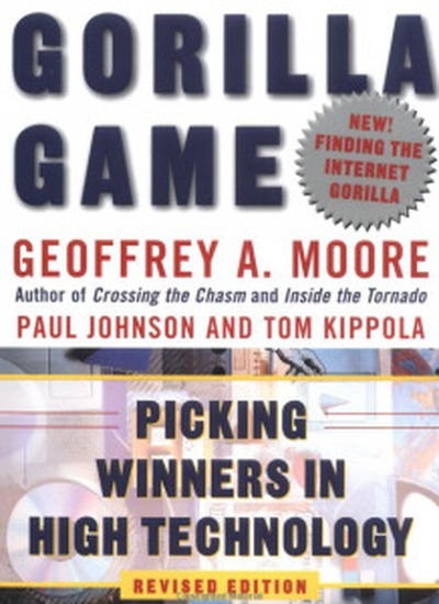 """13. Geoffrey Moore: """"Trò chơi Gô-ri-la"""""""