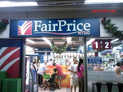 NTUC Fairprice liên kết với Saigon Coopmart