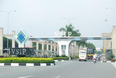 Chuỗi khu công nghiệp Việt Nam - Singapore