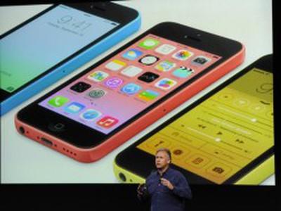 Phone 5S không cứu được cổ phiếu Apple