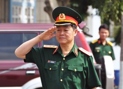 Thượng tướng Lê Hữu Đức - Chủ tịch HĐQT MB Bank