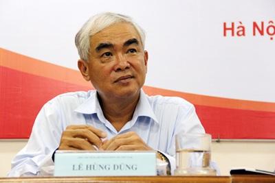 Lê Hùng Dũng - Chủ tịch HĐQT EximBank
