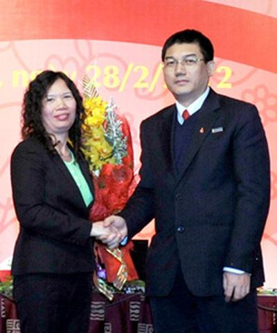 Nguyễn Thị Bắc - Thành viên HĐQT VietinBank