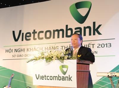 Nguyễn Hòa Bình - Chủ tịch HĐQT Vietcombank