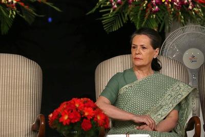 3. Sonia Gandhi