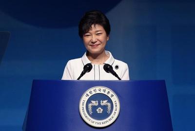 5. Park Geun-hye
