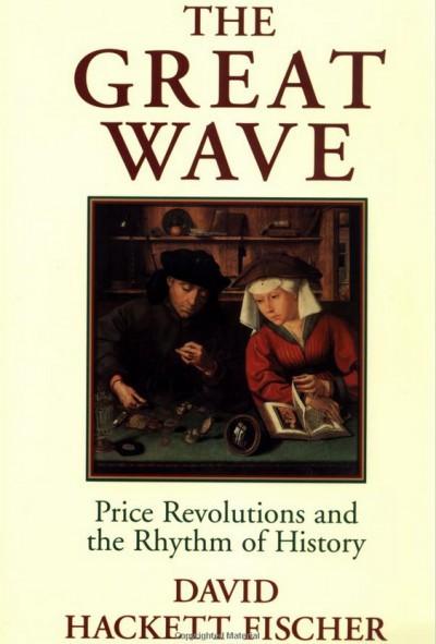 """""""Con sóng lớn"""" của David Hackett Fisher"""