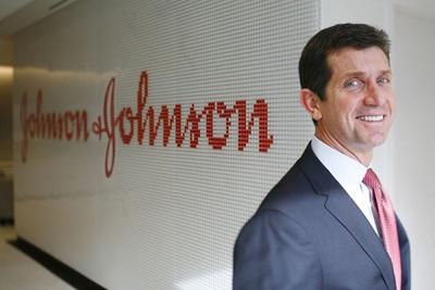 Alex Gorsky (Lục quân) : CEO Johnson & Johnson