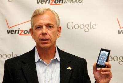 Lowell McAdam (Hải quân): CEO Verizon