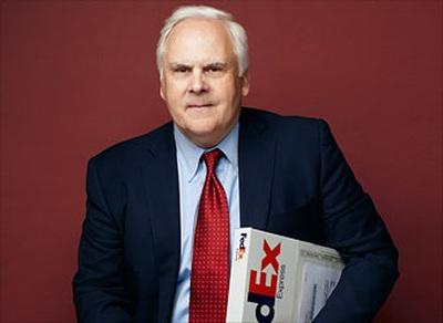 Fred Smith (Thủy quân lục chiến): CEO FedEx