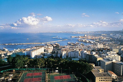 6. Algiers, Algeria