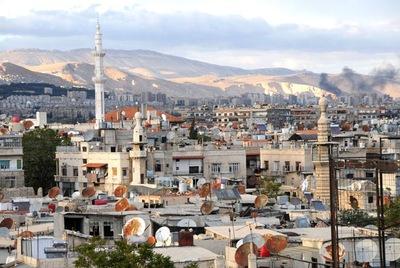4. Damascus, Syria