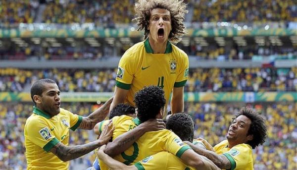 """Cổ phiếu Brazil """"nóng"""" theo World Cup"""