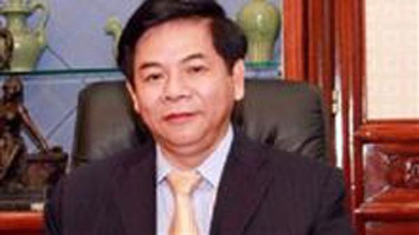 Ông Phạm Trung Cang đã có mặt ở Việt Nam