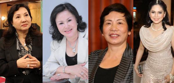 Sự nghiệp kinh doanh trong tay các bà mẹ chồng quyền lực của người đẹp Việt