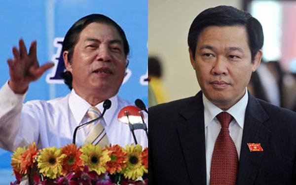 Ông Nguyễn Bá Thanh làm Trưởng ban Nội chính Trung ương