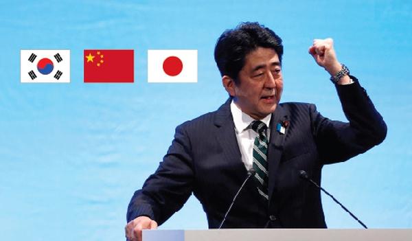 Học thuyết Abenomics của Nhật Bản là cái gai trong mắt láng giềng