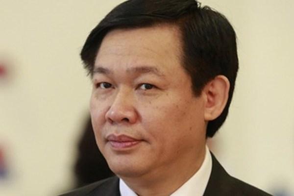 Bộ trưởng Vương Đình Huệ từ chối phát biểu tại hội trường Quốc hội