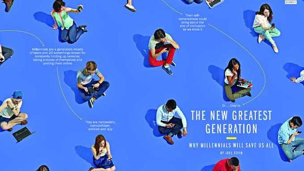 Thế hệ 'yêu mình quá mức'