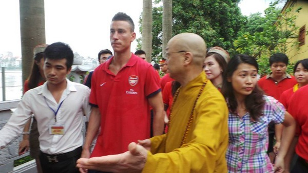 Arsenal, Running Man và cơ hội vàng bị bỏ qua