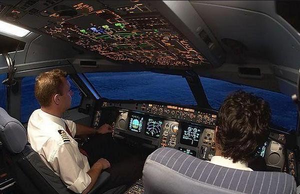 Muốn thành phi công? Khó như 'lên giời'!