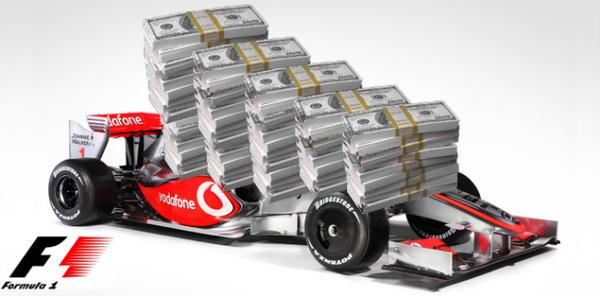 F1 - Giải đua xe danh giá nhất hành tinh và công thức kiếm tiền tuyệt hảo