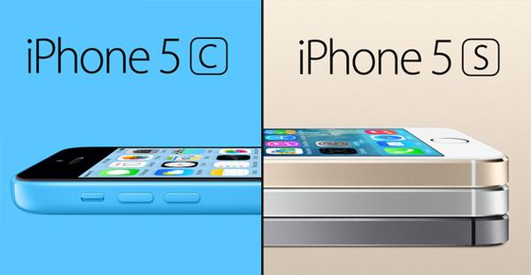Chi phí linh kiện của iPhone 5S và iPhone 5C rẻ như bèo