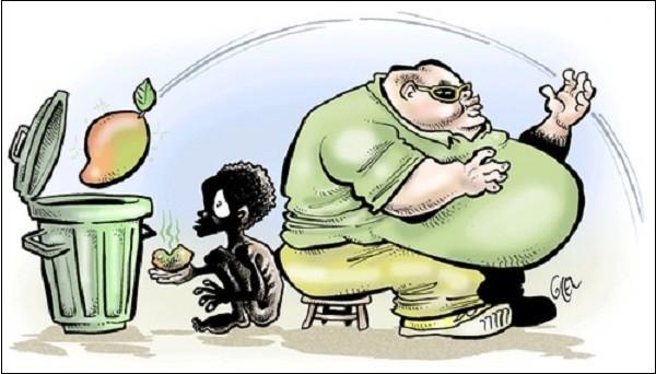 Đừng làm nghèo đất nước!