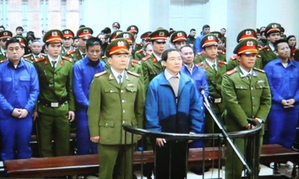 Hai bị cáo đầu tiên trong vụ Dương Chí Dũng chống án