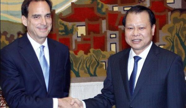 Tập đoàn Walmart muốn thiết lập cơ sở bán lẻ ở Việt Nam