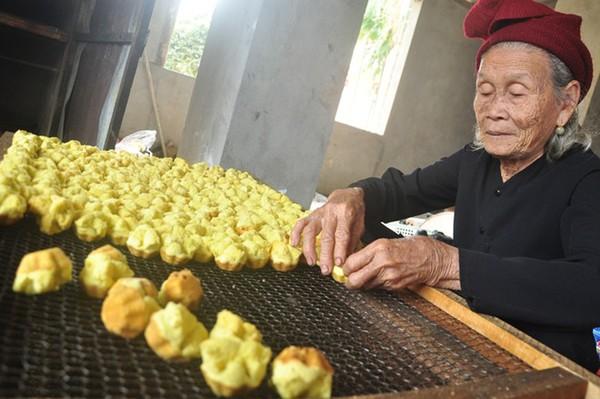 Những làng đúc bánh thuẩn ngày Tết ở Quảng Ngãi