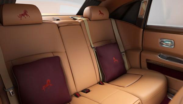 Đại gia Việt đầu tiên đặt Rolls-Royce phiên bản Ngựa 2014