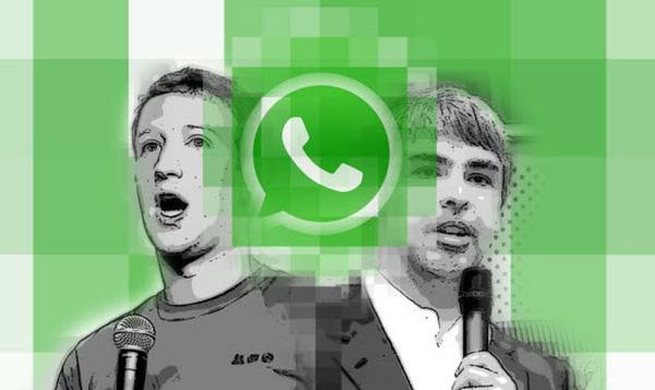 Vì sao Google trả giá cao hơn 19 tỷ USD, WhatsApp vẫn 'cự tuyệt' để về với Facebook?