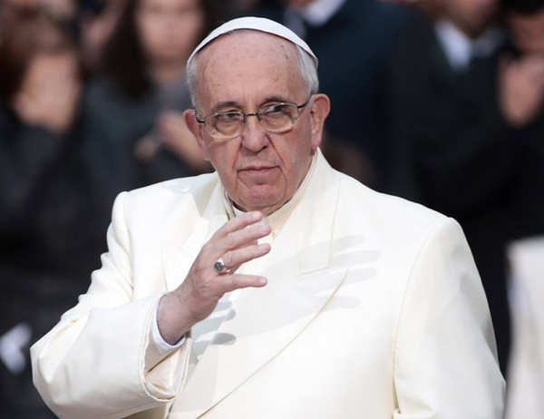Giáo hoàng Francis: Ta không phải siêu nhân